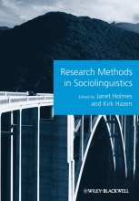 Holmes, Janet Research Methods in Sociolinguistics