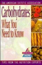 ADA (American Dietetic Association) Carbohydrates