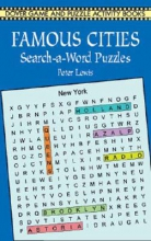 Peter Lewis Famous Cities Search-a-Word Puzzles