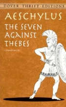 Aeschylus The Seven Against Thebes