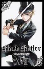 Toboso, Yana Black Butler, Volume 17