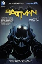 Snyder, Scott Batman 4