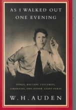 Auden, W. H.,   Mendelson, Edward As I Walked Out One Evening