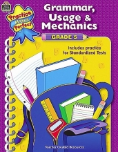 Hart, Melissa Grammar, Usage & Mechanics Grade 5