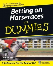 Eng, Richard Betting on Horse Racing For Dummies