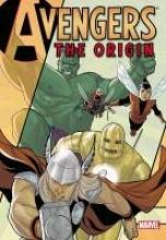 Casey, Joe Avengers the Origin