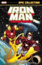 Michelinie, David,   Layton, Bob Iron Man Epic Collection 13