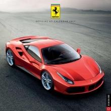 Ferrari Official GT 2017 Calendar