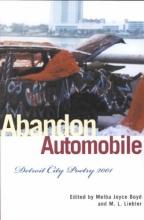 Melba Joyce Boyd,   M. L. Liebler Abandon Automobile
