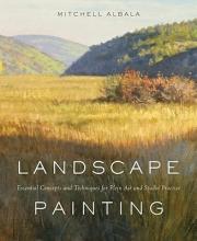 Mitchell,Albala Landscape Painting