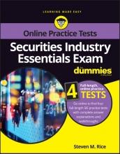 Steven M. Rice Securities Industry Essentials Exam For Dummies with Online Practice