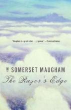 Maugham, W. Somerset The Razor`s Edge