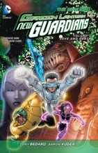 Bedard, Tony,   Johns, Geoff Green Lantern New Guardians 3