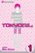 Aihara, Miki,   Garrity, Shaenon K. Tokyo Boys & Girls 1