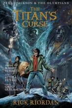 Riordan, Rick,   Venditti, Robert The Titan`s Curse