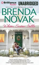 Novak, Brenda When Snow Falls
