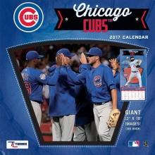 Chicago Cubs 2017 Calendar