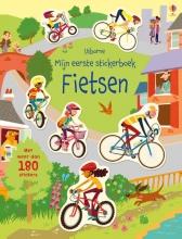 MIJN EERSTE STICKERBOEK - FIETSEN
