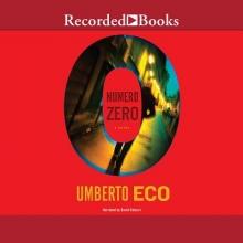 Eco, Umberto Numero Zero