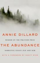 Dillard, Annie The Abundance