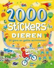 , 2000 stickers Dieren