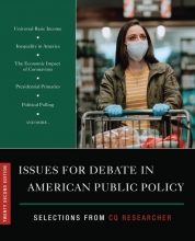 , Issues for Debate in American Public Policy