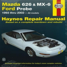 Haynes Publishing Mazda 626 (93 - 02)