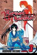 Watsuki, Nobuhiro  Watsuki, Nobuhiro,   Jones, Gerard,   Jones, Gerard Rurouni Kenshin 3