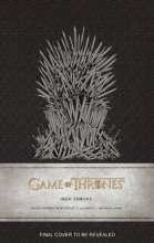 Insight Editions Game of Thrones: Iron Throne Hardcover Ruled Journal