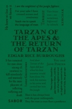 Burroughs, Edgar Rice Tarzan of the Apes & The Return of Tarzan