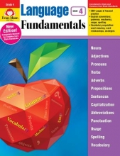 Evan-Moor Educational Publishers Language Fundamentals, Grade 4