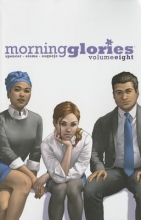 Spencer, Nick Morning Glories 8