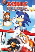 Sonic Scribes Sonic the Hedgehog Archives, Volume 15