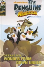 Server, Dave,   Lanzing, Jackson The Penguins of Madagascar 2