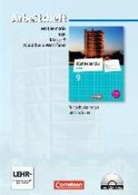 ,Mathematik real 9. Schuljahr. Arbeitsheft mit eingelegten Lösungen und CD-ROM. Differenzierende Ausgabe Nordrhein-Westfalen