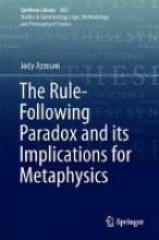 Jody Azzouni The Rule-Following Paradox and its Implications for Metaphysics