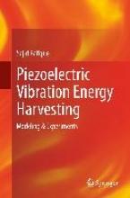 Rafique, Sajid Piezoelectric Vibration Energy Harvesting