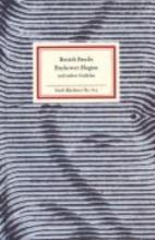 Brecht, Bertolt Buckower Elegien und andere Gedichte