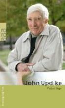 Hage, Volker John Updike