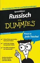 Andrew Kaufman,   Serafima Gettys,   Nina Wieda Sprachfuhrer Russisch fur Dummies Das Pocketbuch