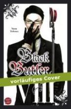 Toboso, Yana Black Butler 08
