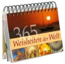 Lehmacher, Renate 365 Weisheiten der Welt