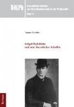 Kirschke, Tamara Grigol Robakidse und sein literarisches Schaffen