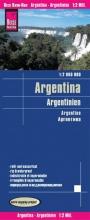 , Reise Know-How Landkarte Argentinien 1 : 2.000.000