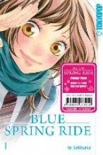 Sakisaka, Io Blue Spring Ride Flower Pack - Band 1 und 2