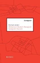 Jelden, Michael Wörterbuch Deutsch-Georgisch Georgisch-Deutsch