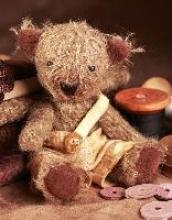 Teddy Blankbook