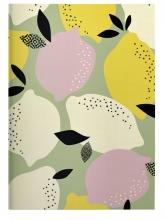 , Schrift Greenline Lemons 105x148mm