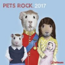 Pets Rock 2017 Broschrenkalender