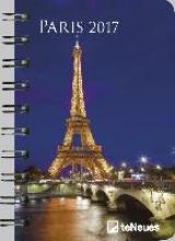 Paris 2017 Taschenkalender Deluxe